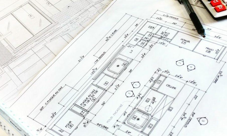 Faire la conception d 39 armoires de cuisine ou de plan pour for Conception cuisine 2d